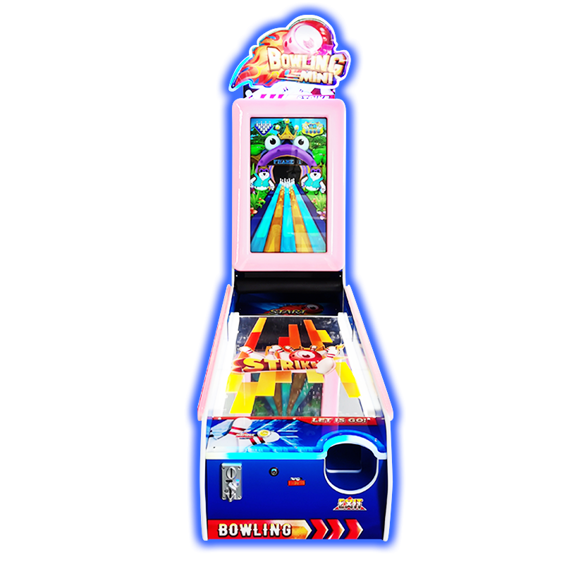 Mini Bowling Kids Games