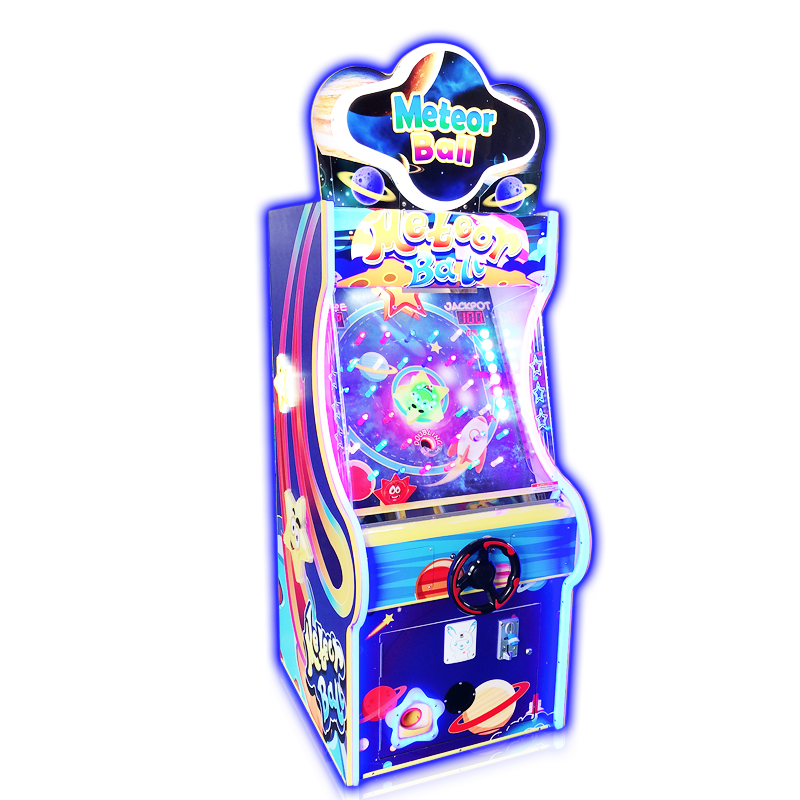 Meteor Ball Redemption Machine